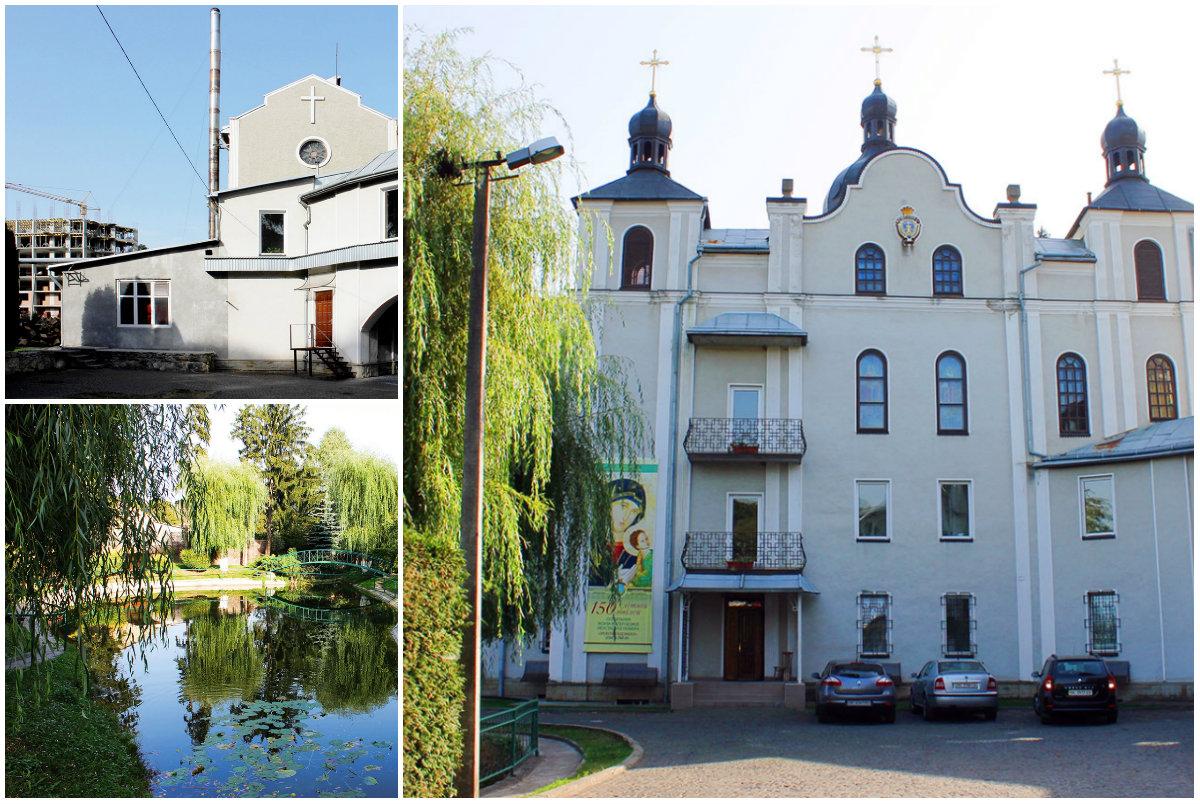 Редемптористи у Львові, або монастир святого Альфонса на Голоско
