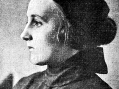 Тамара Ковжун, дружина Павла Ковжуна (Голубець М. Павло Ковжун // Жінка. – 1939. – Ч 11/12)
