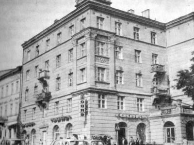 Будинок на Городоцькій 48.
