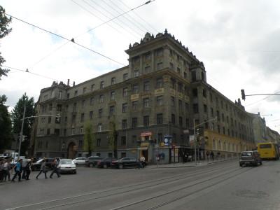 Будинок на Городоцькій 85