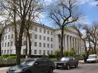 Старий Головний корпус Ветеринарної академії