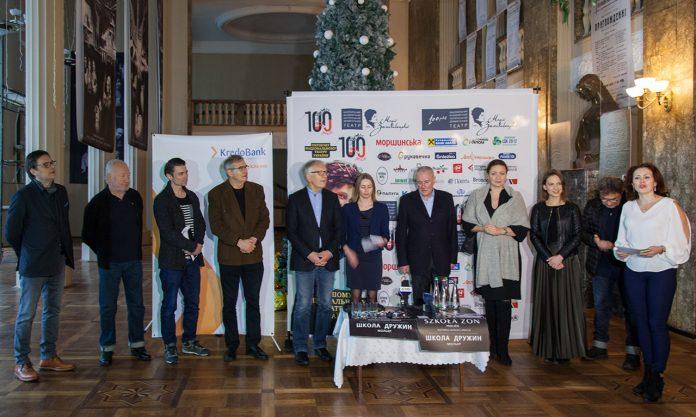 Польські колеги привітали заньківчан двома виставами