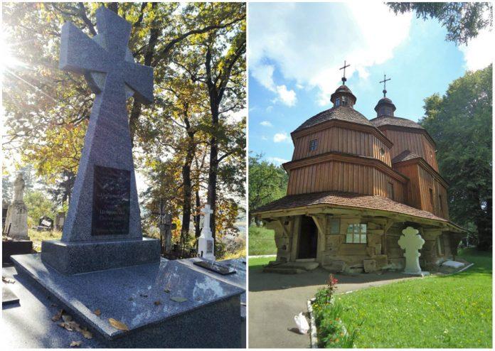 Дерев'яна церква Стрітення Господнього, або храм, який ще можна врятувати