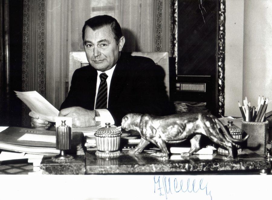 Збігнєв Месснер. Фото з https://uk.wikipedia.org/wiki/Збіґнєв_Месснер