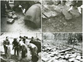 Як були віднайдені хрести та надгробки Січових Стрільців та воїнів УГА