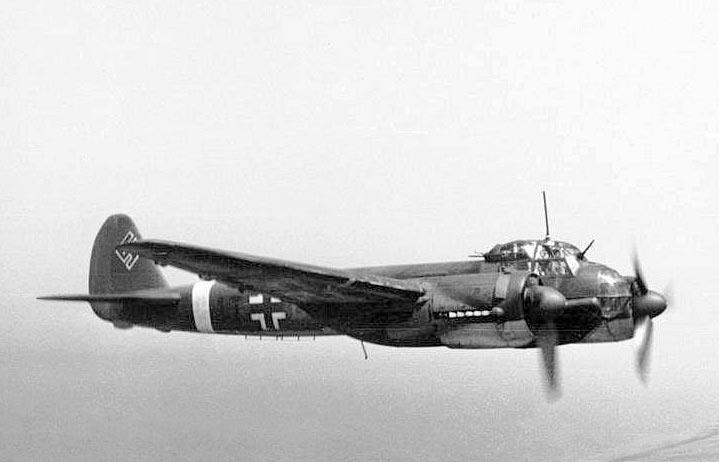 JU-88 в повітрі, Wikipedia