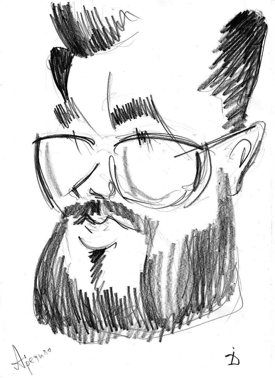Андрій Гречило - архівіст, геральдист