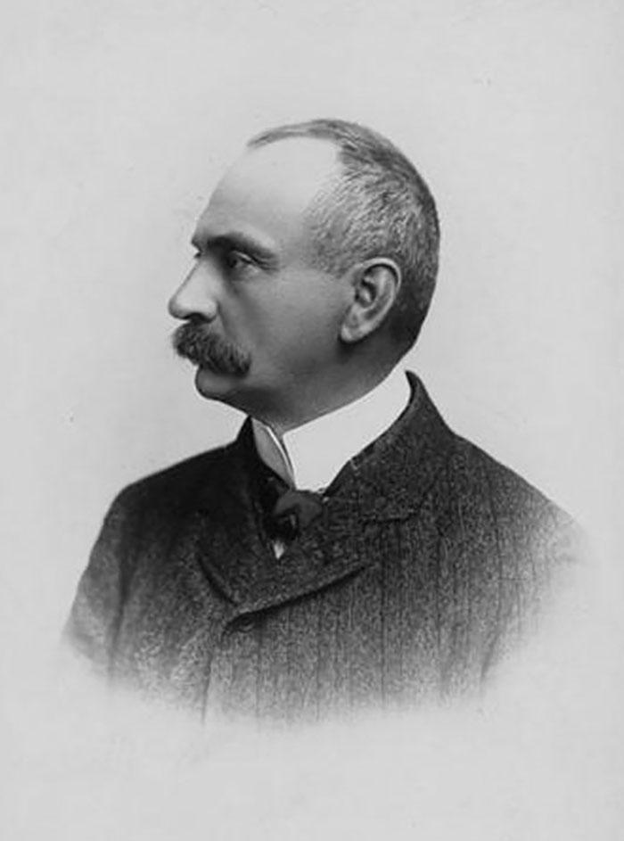 Станіслав Никодим Равич Косінський. Фото 1903 р.