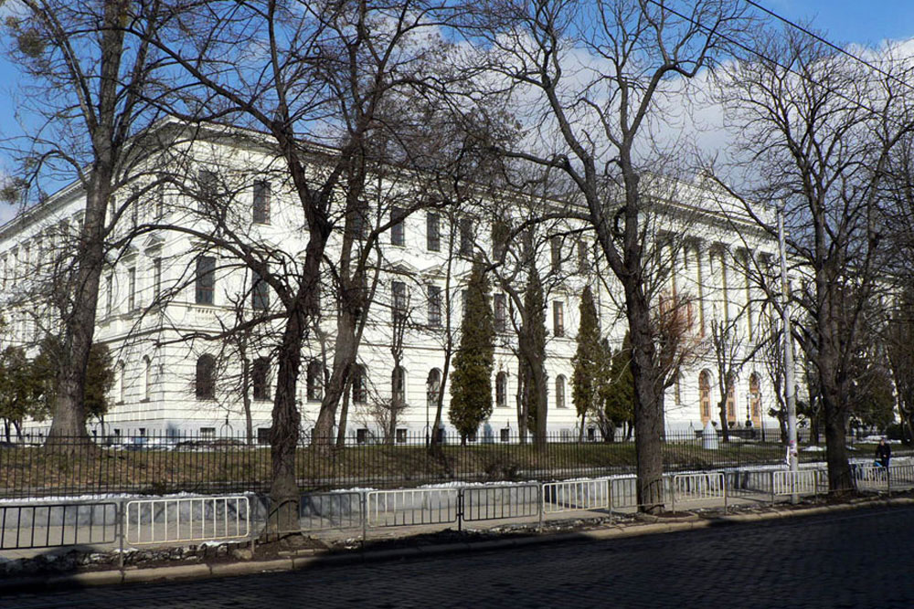 Головний корпус НУ «Львівська політехніка». Сучасне фото