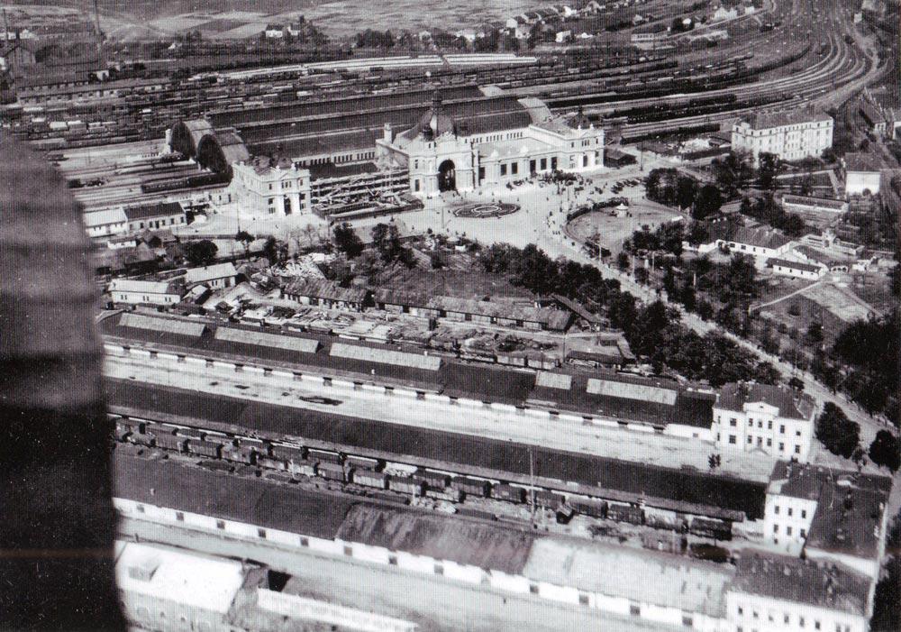 Відновлення залізничного вокзалу у Львові