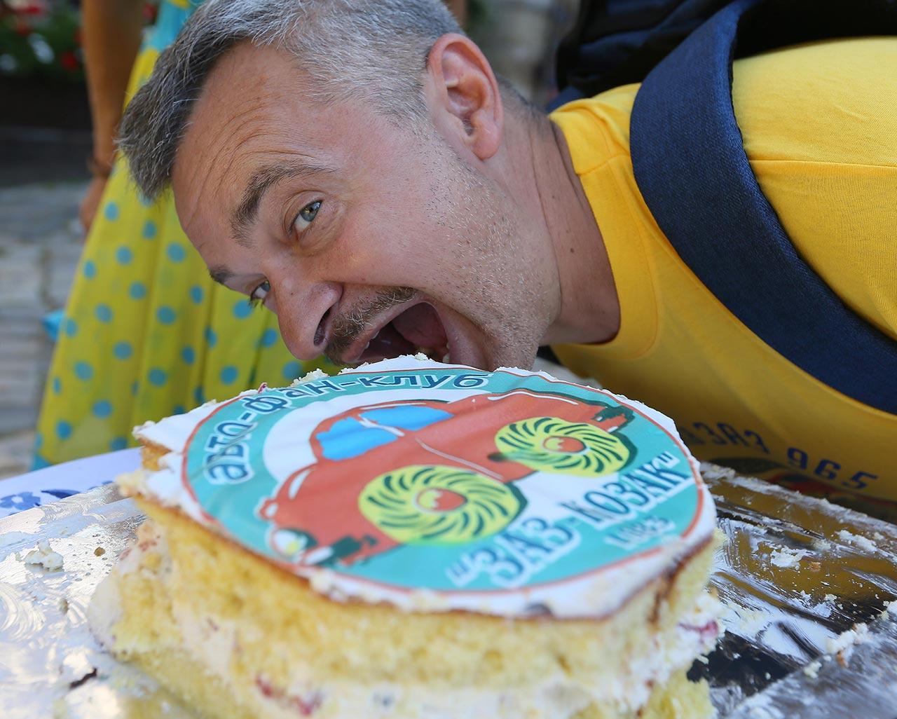 «День народження Запорожця» у Львові 7 серпня 2020 року
