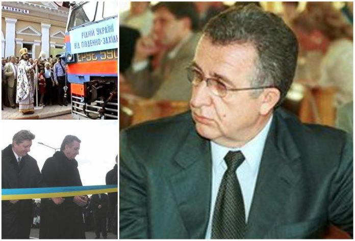Залізний керівник Львівської залізниці Георгій Кірпа