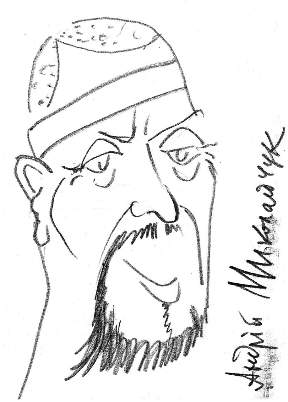 Андрій Миколайчук – співак, композитор