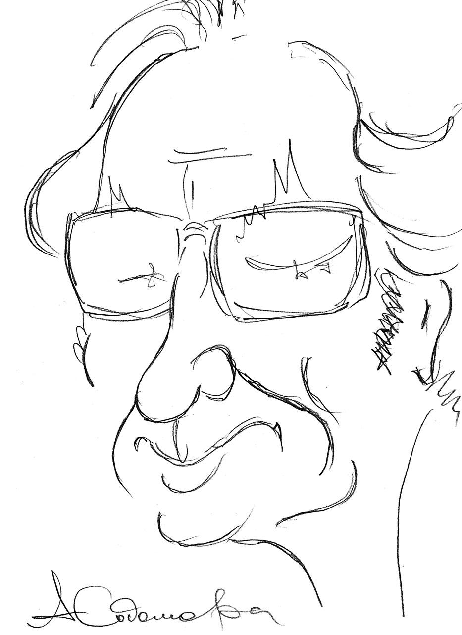 Андрій Содомора, письменник, перекладач, лауреат премій