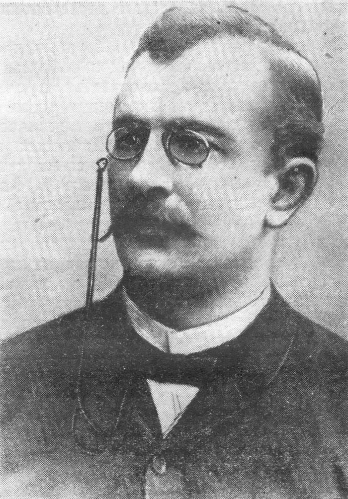 Професор Емануїл Емерик Махек (1852 – 1930 рр.) засновник кафедри і клініки офтальмології у Львові
