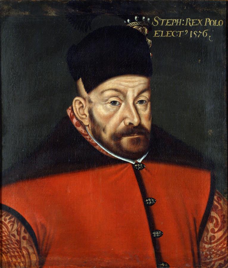 Король Стефан Баторій (1576 - 1586 рр.). Фото з rzech-pospolita.ru.