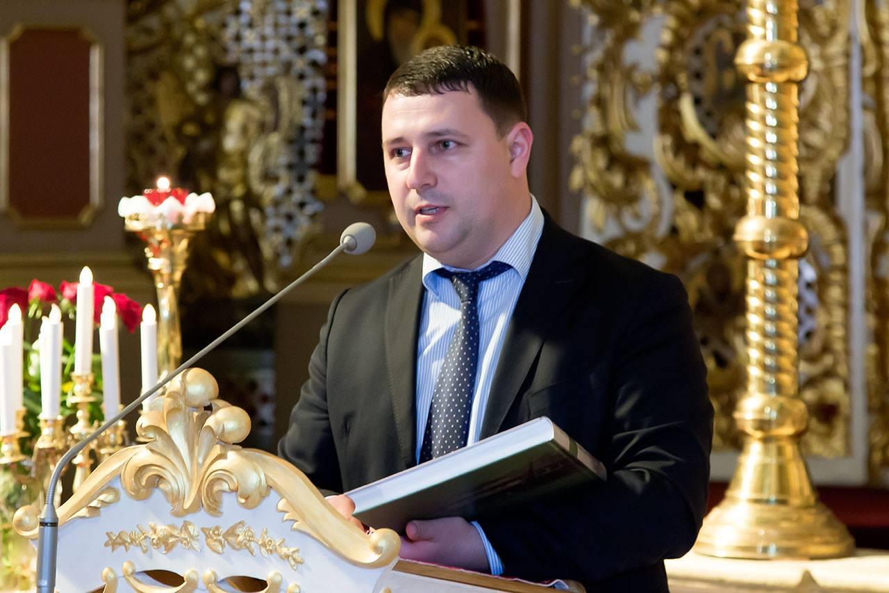 Упорядник книжки, дослідник Іван Матковський.