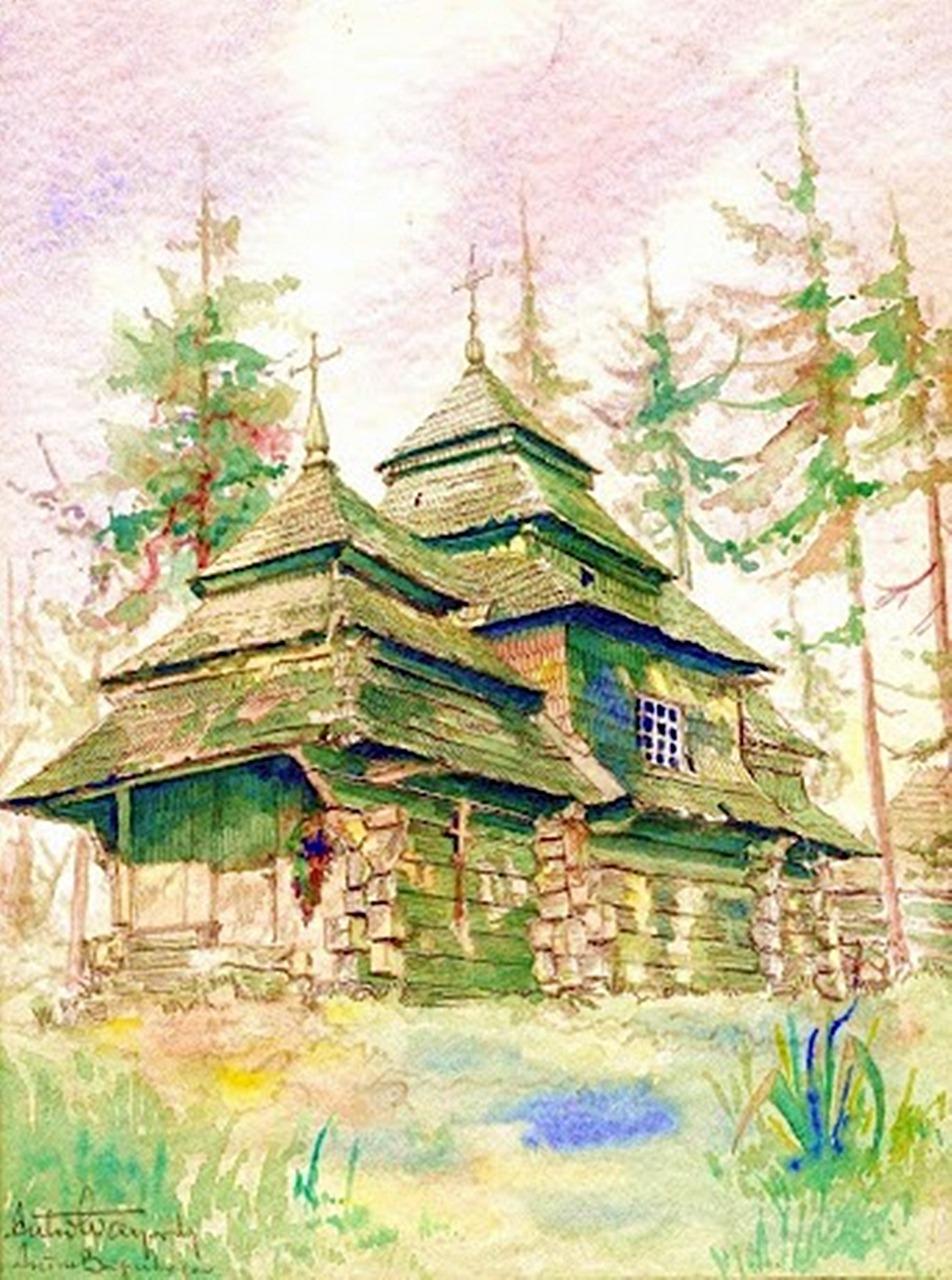 Церква у Кугаєві (1693р)